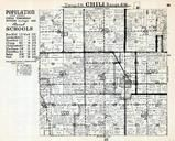 Chili Township, Bowen, Hancock County 1936